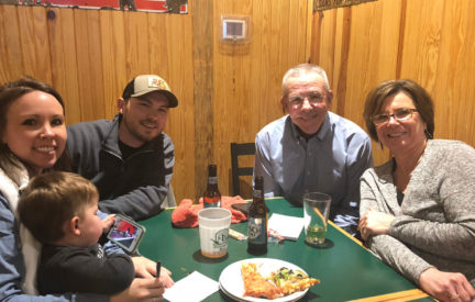 In An Effort To Raise Money For The JES Holdings Rootin' Tootin' Chili Cookoff Team, The Columbia Office Held A Trivia Night Fundraiser On Tuesday, February 5th At Shakespeare's Pizza.